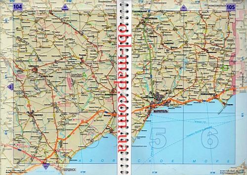 Скачать Подробную Карту Донецкой Области Для Навигатора - фото 5